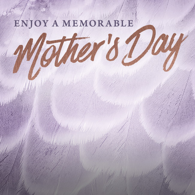 Mother's Day Menu at The Fishery Inn