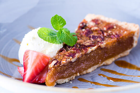 Desserts at The Fishery Inn this Father's Day