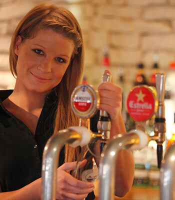 Bar jobs at The Fishery Inn